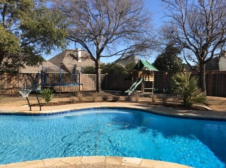 Pool Design Plano Texas