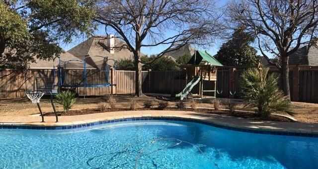 Pool Design Plano Texas