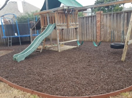 design landscape raised bed playground