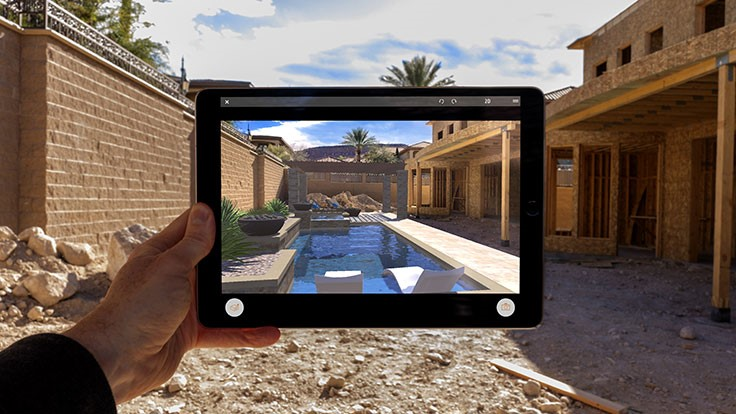 Augmented Reality App Launches For Landscape Designers