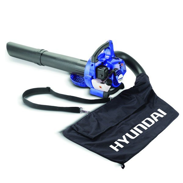 Leaf Vacuum And Shredder Machine