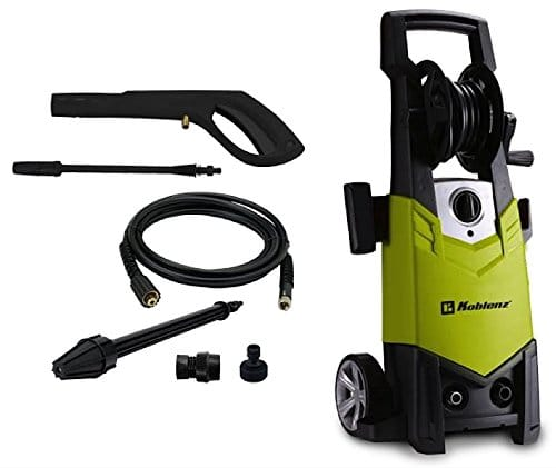Koblenz HL-410 V Powerful 2200 psi Electric Pressure Washer