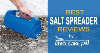 Best Salt Spreader Reviews