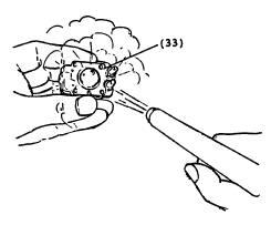 2-Cycle Carburetor Rebuilding Step 13