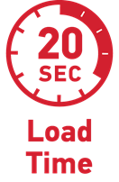 Gator Speedload 20 Second Load Time