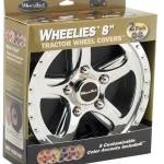 How to Install Wheelies Tractor Wheel Covers