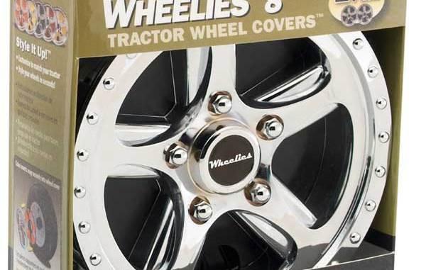 Wheelies Tractor Wheel Covers