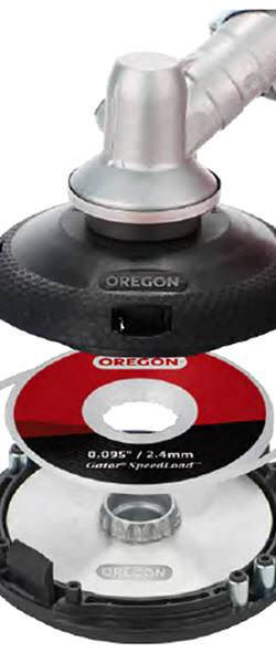 Oregon Gator Speedload Trimmer Head