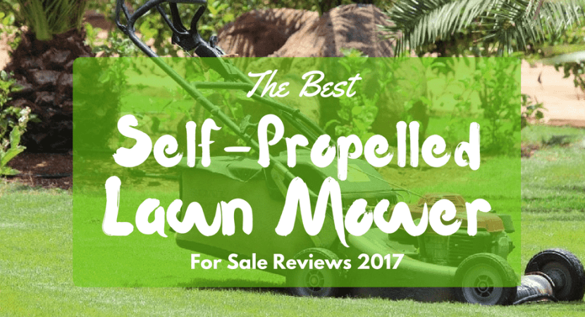best-self-propelled-lawn-mower-reviews-2017