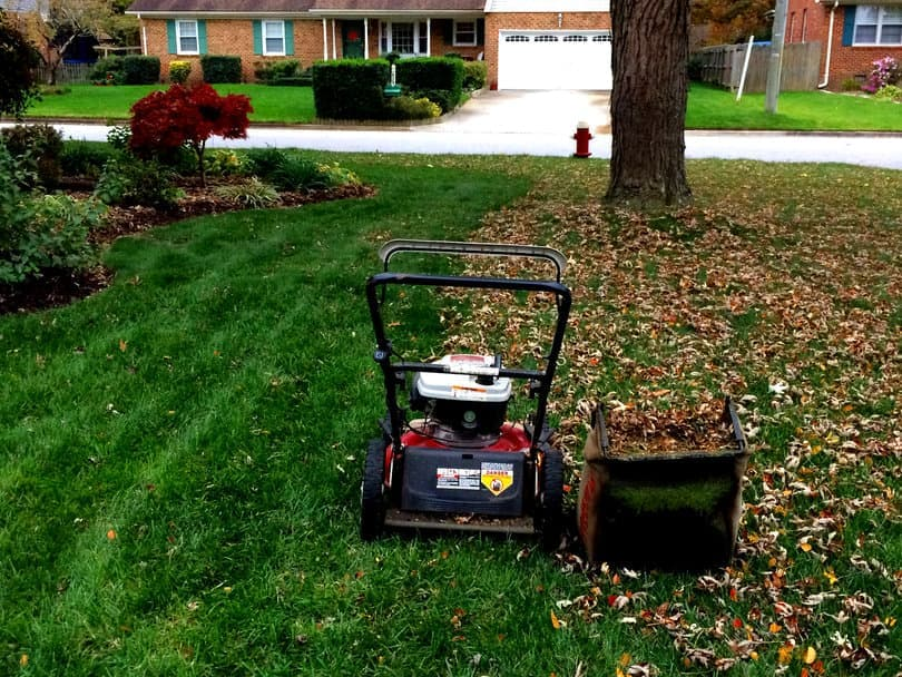 Self-propelled-lawn-mower-safety-tips