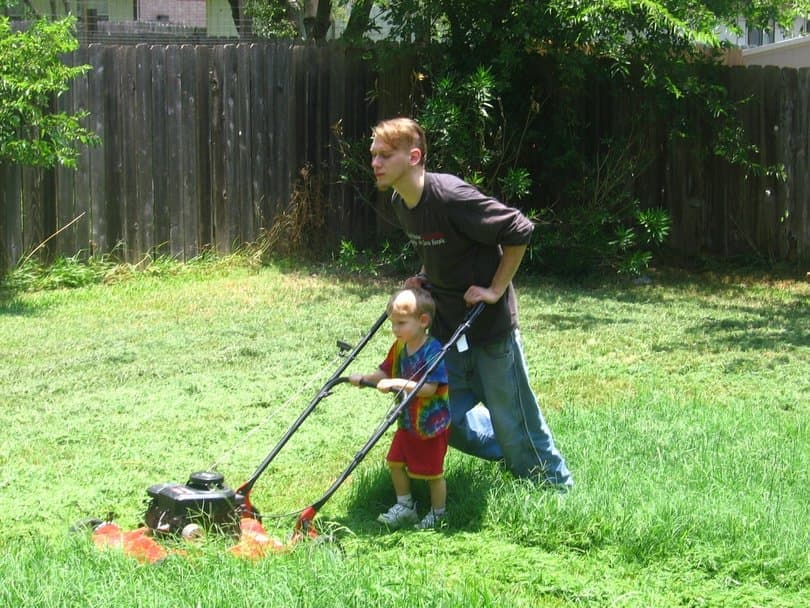 How-To-Mow-Your-Lawn-In-Hot-Weather-4