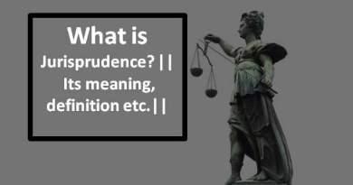 what is jurisprudence