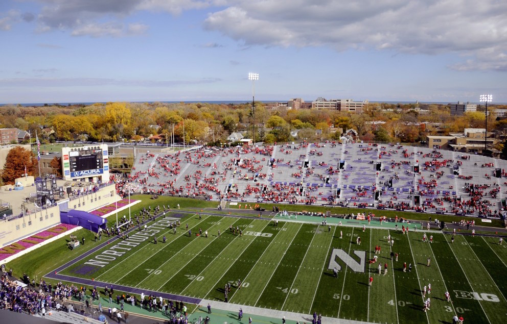 Northwestern University stadium