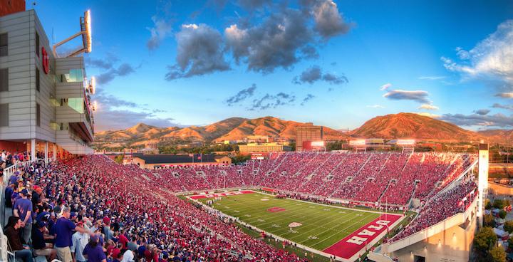 Utah Stadium