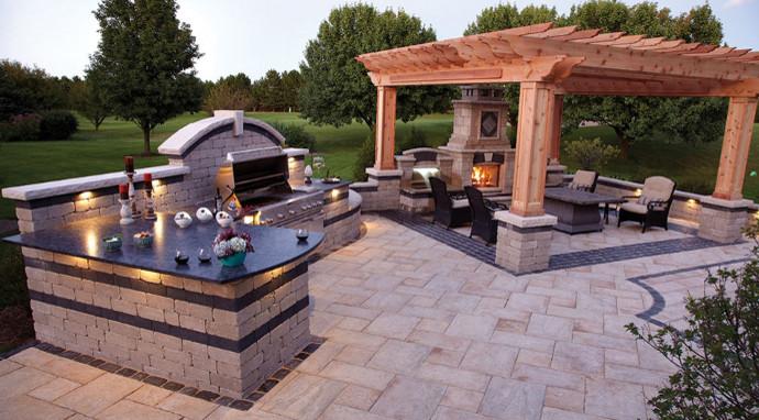 The Top 5 Hardscape Designs in Virginia Beach, VA ... on Backyard Hardscape Design id=54477