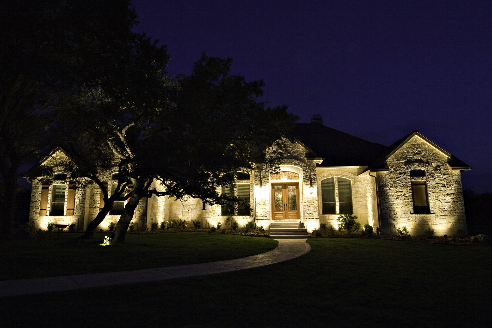 landscape lighting 5 bright and