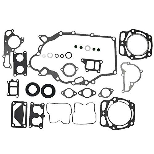 Complete Engine Rebuild Gasket Kit for John Deere FD620