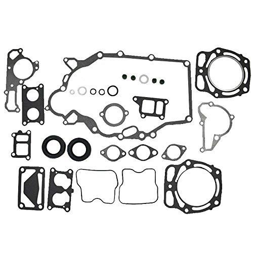 Complete Engine Rebuild Gasket Kit for John Deere FD620