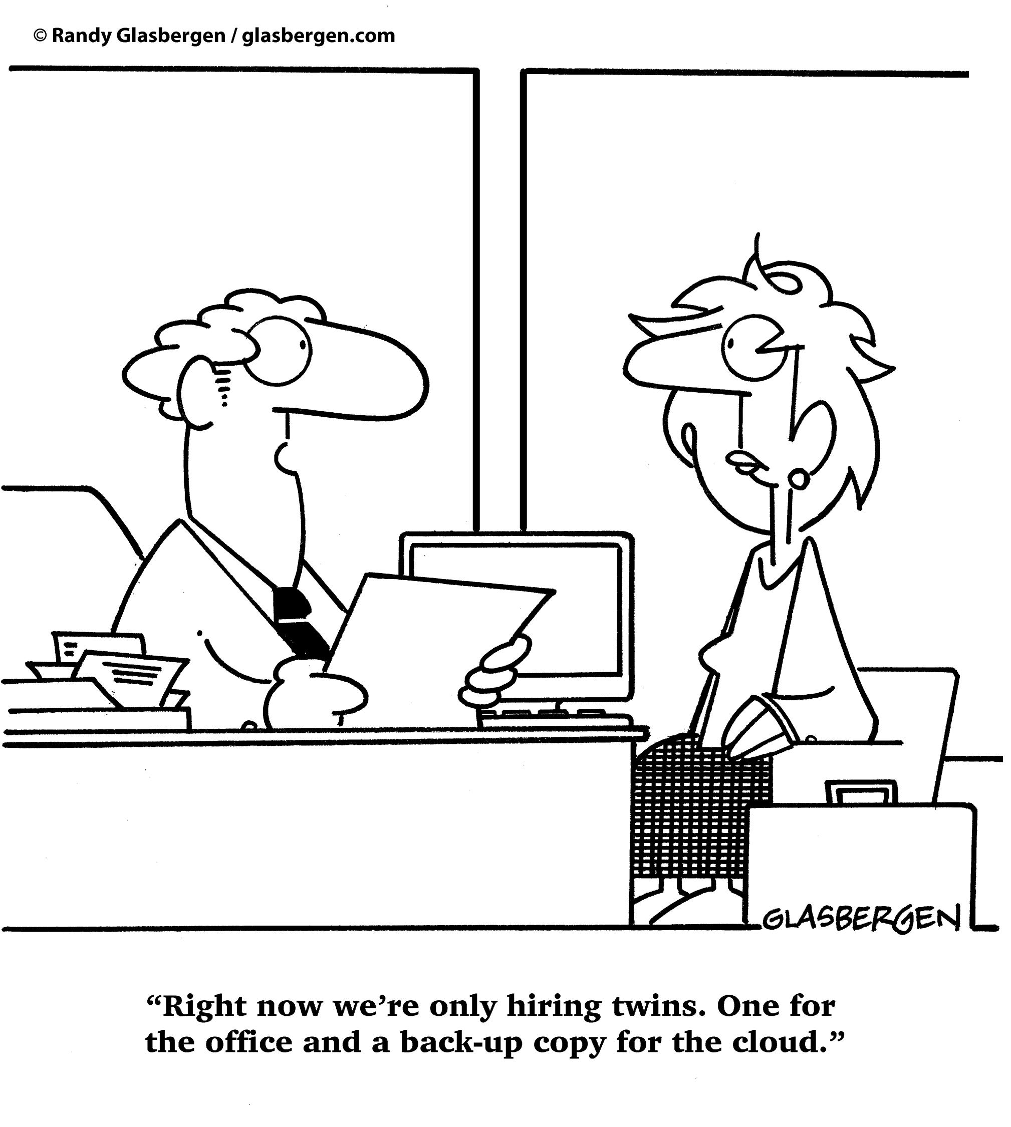 Work Humor Customer Service