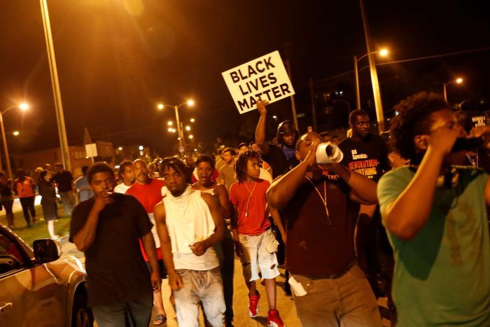 BLM makes new demands including defunding the police, convicting President Trump
