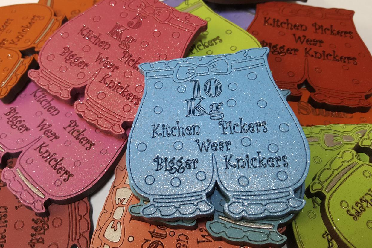 Knickers shape kg losses