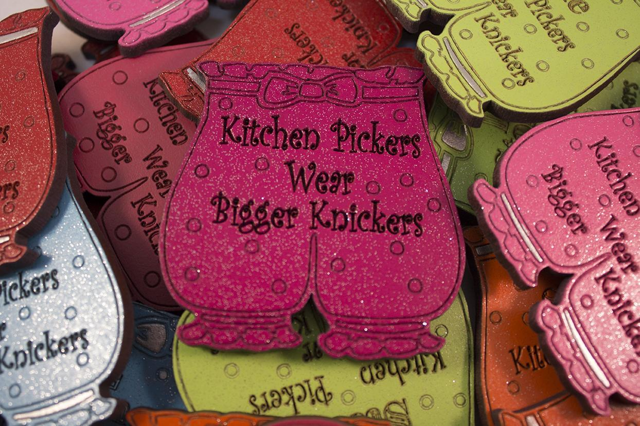 knickers shape magnetic kitchen pickers wear bigger knicker