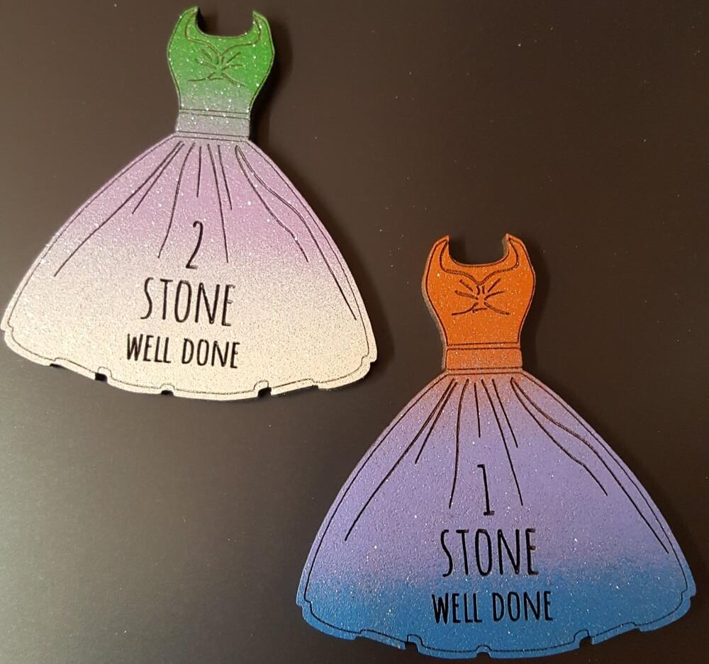 Dress Shape Stone Loss