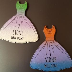 Dress Shape Stone Loss