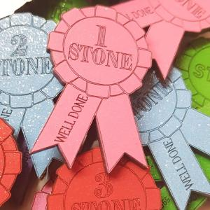 Rosette Shape Stone Loss