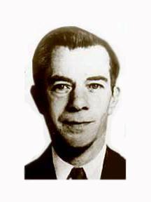 """Bank robber William """"Willie"""" Sutton"""