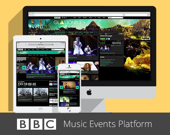 BBC Music Events Platform