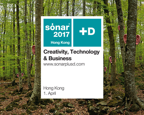 Sónar+D – Hong Kong