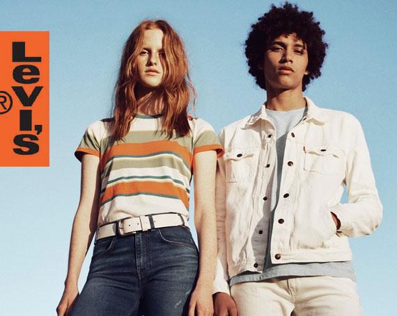 Levi's – Orange Tab Campaign