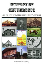 History of Churubusco and the Town of Clinton-Front Cover