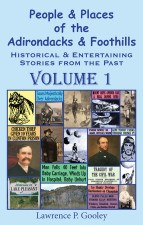 People & Places of the Adirondacks, Volume 1-Front Cover