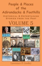 People & Places of the Adirondacks, Volume 5-Front Cover