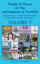 People & Places of the Adirondacks, Volume 7-Front Cover