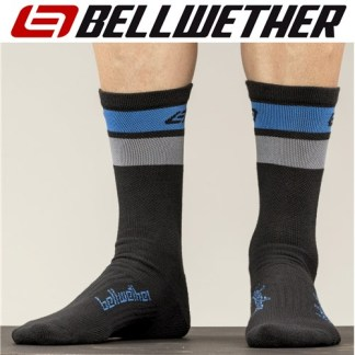 Bellwether Powerline Cycling Socks Pacific