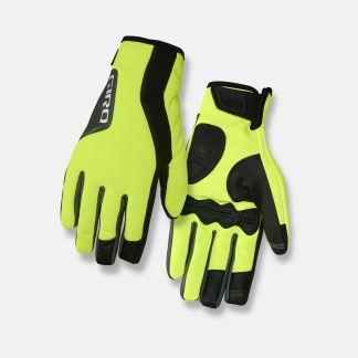 Giro Ambient 2.0 Winter Gloves Highlight Yellow Black