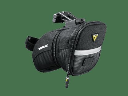 The Topeak Aero Wedge Pack Medium Hero