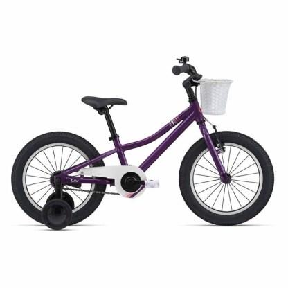 "Liv Adore 16"" Girls bike Purple"
