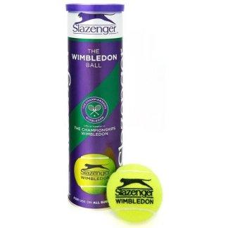 Slazenger The Wimbledon Ball 4 Pack
