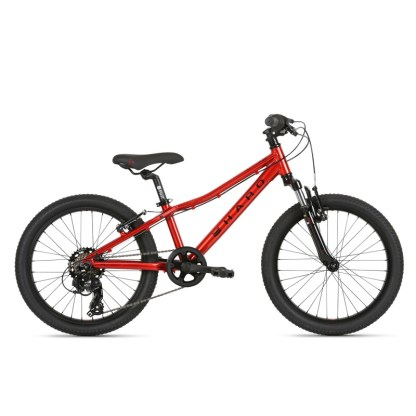 "Haro Flightline 20"" Kids Mountain Bike 2021 Metallic Red"