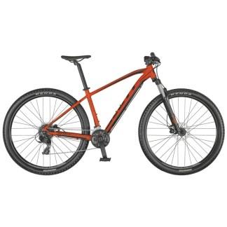 Scott Aspect 760 Mountain Bike 2021 Red - Hero