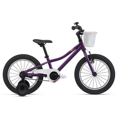 Liv Adore C/B 16 Girl's Kids Bike | Plum 2022