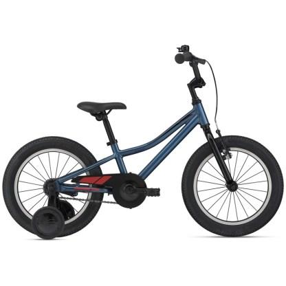 Giant Animator C/B 16 Boy's Kids Bike | Blue Ashes 2022