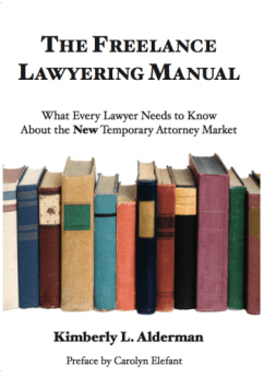 The Freelance Lawyering Manual