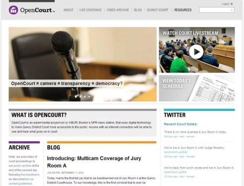 OpenCourtCap