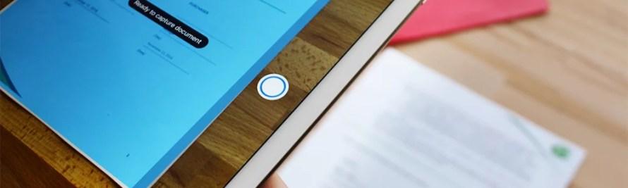 Acrobat Reader's Free Mobile Version Gets A Useful Scanning Tool