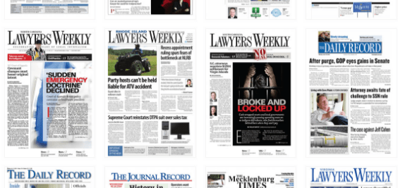 Many U.S. Legal Newspapers Among Group Acquired By Japanese Company SoftBank
